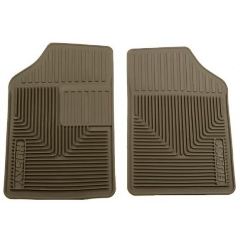 GTO Husky Liners Heavy Duty Tan Front Floor Mats