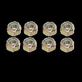 GTO 14432-HK Front Radius Arm Bushing Nut Hardware Kit (Per Set of 8)