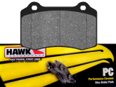 HB194Z.570 Rear Hawk Ceramic Brake Pads