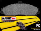 HB247Z.575 Front Hawk Ceramic Brake Pads