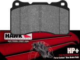 HB453N.585 Front Hawk HP Plus Brake Pads