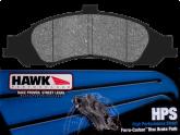 HB460F.580 Front Hawk HPS Brake Pads