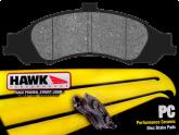 HB460Z.580 Front Hawk Ceramic Brake Pads