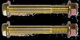 GTO 47937-HK Rear Lower Control Arm Hardware Kit (Per Pair)