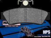 HB573F.615 Rear Hawk HPS Brake Pads