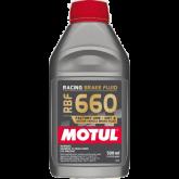 Motul RBF660 Racing Brake Fluid DOT4 - 500ml