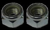 GTO 16363-HK Front Radius Arm Bushing Nut Hardware Kit (Per Pair)