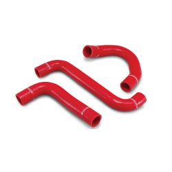 Mishimoto 04 Pontiac GTO Red Silicone Hose Kit