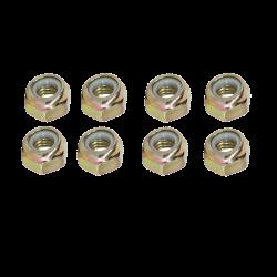 GTO 14432-HK Front Radius Arm Bushing Nut Hardware Kit (Replaces 11094432 x8)