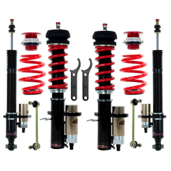 GTO Pedders 164033 Xa Supercar Coilovers w/ Remote Canisters w/Mounts