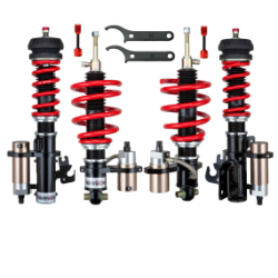 G8 Pedders 164064 Xa Supercar Coilovers w/Remote Canisters w/Mounts