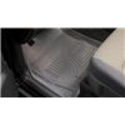 Husky Liners 11-12 Dodge Charger/Chrysler 300 WeatherBeater Combo Black Floor Liners