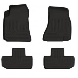 Husky Liners 11-12 Dodge Challenger WeatherBeater Combo Black Floor Liners