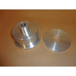 GTO VZ Solid Aluminum Billet Cradle Bushings
