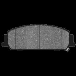 HB606B.650 Front Hawk Street 5.0 Brake Pads