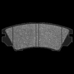 HB638Z.702 Front Hawk Ceramic Brake Pads