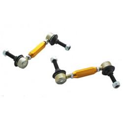Adjustable Swaybar Links - 10mm Studs x 110mm-135mm Long - KLC140-115