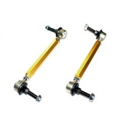 Adjustable Swaybar Links - 10mm Studs x 190mm-215mm Long - KLC140-195