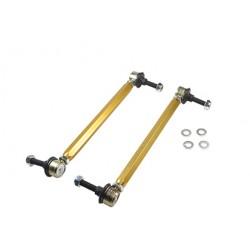 Adjustable Swaybar Links - 10mm Studs x 270mm-295mm Long - KLC140-275