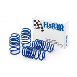 Camaro H&R Super Sport Springs - 2010-11 V6 Coupe - 2011 V6/V8 Convertible