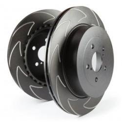 EBC GTO 6.0 BSD Rear Rotors
