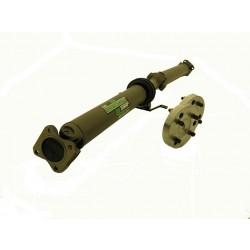 DSS LX 2 Piece Chromoly 3.0in Driveshaft  2005-2008 5.7  Automatic