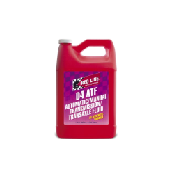 Red Line D4 Synthetic ATF (Dex III) - Gallon
