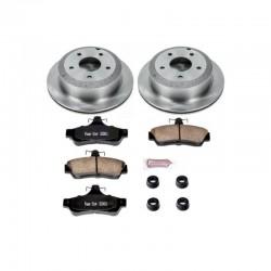 Power Stop 05-06 Pontiac GTO Rear Autospecialty Brake Kit