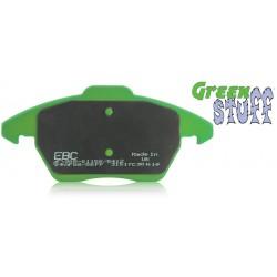 EBC GTO 6.0 Greenstuff Front Brake Pads
