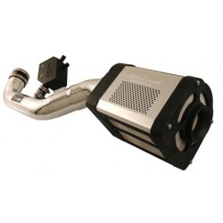 Injen 10 Camaro 6.2L V8 Wrinkle Black Power-Flow Short Ram Air Intake System