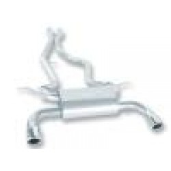 LX Borla Aggressive Catback Exhaust
