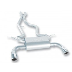 LC BorlaCatback Exhaust