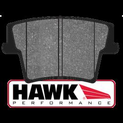 Hawk HB508x.675 Rear Brake Pads - Street