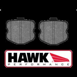 Hawk HB531x.570 Front Brake Pads - Street