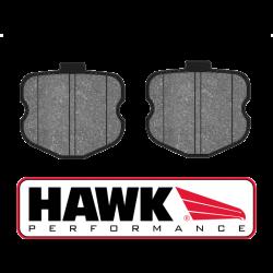 Hawk HB532x.570 Rear Brake Pads - Street
