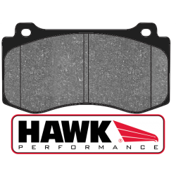 Hawk HB563x.656 Front Brake Pads - Street