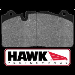 Hawk HB631x.622 Front Brake Pads - Street