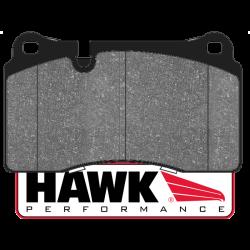 Hawk HB632x.586 Rear Brake Pads - Street