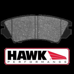 Hawk HB638x.702 Front Brake Pads - Street