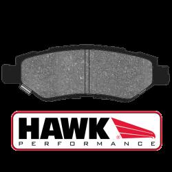 Hawk HB639x.645 Rear Brake Pads - Street