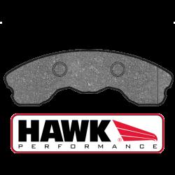 Hawk HB658x.570 Front Brake Pads - Street