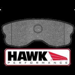 Hawk HB659x.570 Rear Brake Pads - Street
