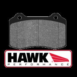 Hawk HB194x.570 Rear Brake Pads - Street