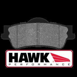 Hawk HB607x.616 Rear Brake Pads - Street