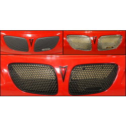 GTO Kidney Upper Grilles Reproduction