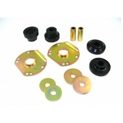GTO Whiteline Front Radius Arm Bushings - Rod to Frame - Fixed - W82047E