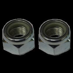 GTO 16363-HK Front Radius Arm Bushing Nut Hardware Kit (Replaces 11076363 x2)